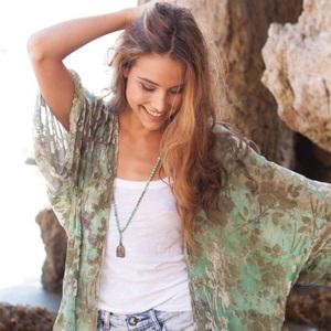 Ibiza Top kimono